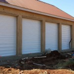 Garage Roller Door Installation - 3